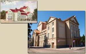 Liepaja Over Time